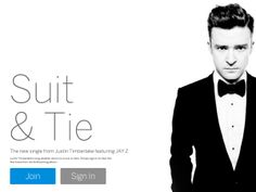 The New Myspace Opens, Hoping A Justin Timberlake Single Can Help It Fly <<< repinned by http://www.geistreich78.net