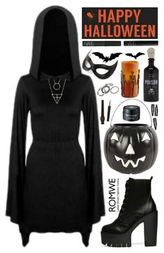 """Romwe 3"" by scarlett-morwenna ❤ liked on Polyvore featuring General Foam, Pier 1 Imports, Sixtrees, NARS Cosmetics and Forever 21"