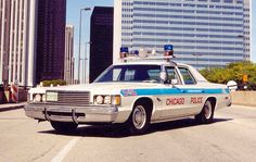 ◆Chicago PD 1977 Dodge Royal Monaco 440◆