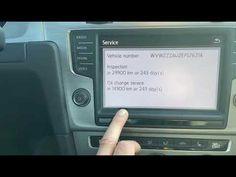 NAVIGATION VW Golf 7 Media System Review Vw, Golf, Turtleneck