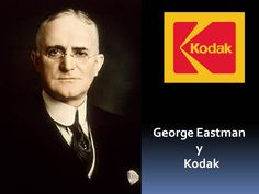 George Eastman (July 12, 1854 – March 14, 1932) was an American innovator and entrepreneur who founded the Eastman Kodak Company and popularized the use of roll film, helping to bring photography to the mainstream. Roll film was also the basis for the invention of motion picture film in 1888 by the world's first film-makers Eadweard Muybridge and Louis Le Prince, ❤❤❤❤❤❤❤ http://en.wikipedia.org/wiki/George_Eastman