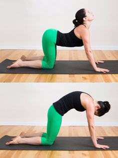 Ease That Aching Back With These Soothing Yoga Poses