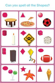 Shapes are found everywhere. Teach your kids more about shapes and how to spot them in everyday life with this app. It also helps them spell it and also increases their vocabulary. Visit us at apps.eddypaddy.com
