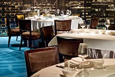 WHotelHongKong - Features the Sing Yin Main Dining Area - Beautiful from every angle and Amazing Menu.  @OSTravel has the best deals when it comes to Starwood Hotels & Resorts