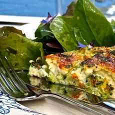 Cafe House, Fish Recipes, Deli, Quiche, Tart, Food And Drink, Breakfast, Fish Food, Morning Coffee