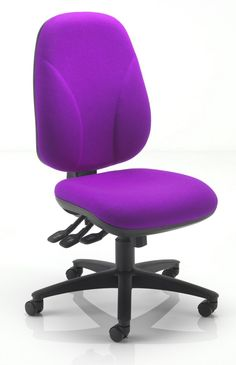 Napoli High Back Office Chair Leather OfficeStudy Chairs