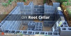 How to build a DIY Root Cellar in 7 easy steps...