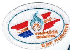 Vredeslicht Nederland 2006-2016 10 jaar vredeslicht