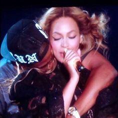 OTRTour Beyoncé  Jay - Rogers Centre Toronto 09.07.2014