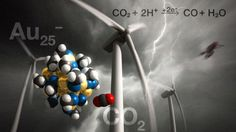 Scientists Can Recycle CO2 Using Gold - https://scienceblog.com/484356/scientists-can-recycle-co2-using-gold/