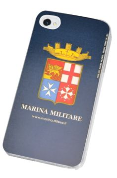 Cover Iphone 4s - Marina Militare Italiana