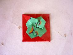 turning the classic star box into a tato | ROMI's ORIGAMI