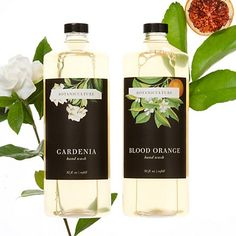 hand soap product labels | botaniculture