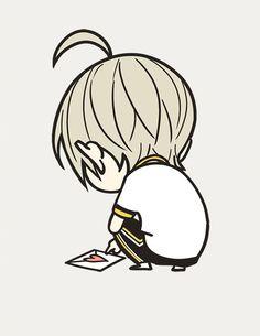 Jian yi Artwork by Old先 Chibi Anime, Kawaii Anime, Manga Anime, Anime Art, 19 Days Characters, Anime Characters, Cultura Nerd, 19 Days Manga Español, Anime Stickers