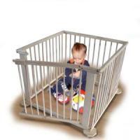 Barrière de sécurité parc - 4 pans - Cabriole Bébé