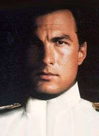 Steven Seagal as Casey Ryback in Under Siege