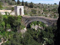 Canicattini Bagni - Ponte S. Alfano