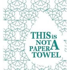 People Towels Reusable Hand Towels, 100% Organic Cotton