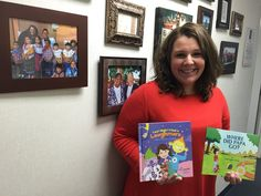 Booker T. Washington Child Development Center received #LittleEgg books from a secret friend!