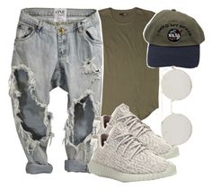 """Untitled #67"" by trillqueen34 ❤ liked on Polyvore featuring OneTeaspoon and adidas Originals"