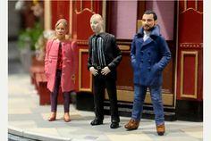 model village eastenders - Google Search Model Village, Red Leather, Leather Jacket, Winter Jackets, Google Search, Fashion, Studded Leather Jacket, Winter Coats, Moda