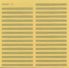 Faust  Faust IV (1973)  Il gruppo Krautrock per definizione, il loro album migliore dopo l'esordio