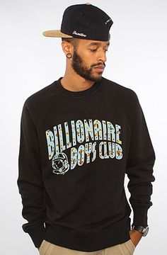 The Lure Crewneck Sweatshirt in Black by Billionaire Boys Club    31% OFF & FREE SHIPPING: Spend $300+ (Combine rep code SHANE20 + Promo 50SHADES)    26% Off & FREE SHIPPING: Spend $150+ (Combine rep code SHANE20 + Promo 50SHADES)  21% Off & FREE SHIPPING: Spend $75+ (Combine rep code SHANE20 + Promo 50SHADES)  16% Off & FREE SHIPPING: Spend All Orders (Combine rep code SHANE20 + Promo 50SHADES)    $155