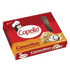 Caseritas #Copelia: Puro coco, fresco y natural. ¡Que delicia! ¿Ya las probaste?