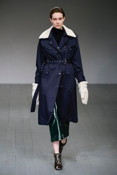 Eudon Choi Fall 2018 Ready-to-Wear Collection - Vogue
