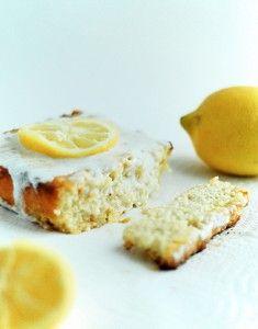 Low Carb Lemon Cake - The Low Carb Diet