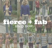 Fierce + Fab NEW ARRIVALS!  Shop these looks and more online 24/7