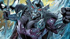 Ocean Master #aquaman #dc Ocean Master Dc, Comics Universe, Aquaman, Dc Comics, Joker, Gallery, Anime, Fictional Characters, Art
