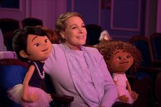 Julie Andrews is Somehow Even More Charming in Real Life