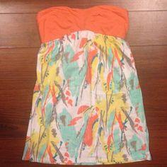 Super cute summer dress  Super cute summer dress  Empyre Dresses Strapless
