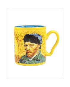 ¡A Van Gogh le desaparece la oreja en esta taza cambiante!