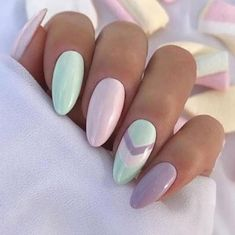 f r h bsche inspo N gel Nageldesigns Oster Ostern Pastellfarben perfekt sind Easter nail inspo Pretty pastel colors are perfect for Easter nail designs Oster Nagel Inspo H bsche Pastellfarben sind perfekt f r Ostern Nageldesigns Classy Nails, Simple Nails, Trendy Nails, Stylish Nails, Pink Nail Art, Pink Nails, My Nails, Red Nail, Easter Nail Designs