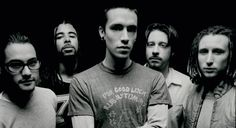 Incubus... I never realized how sexy the lead singer was ;D