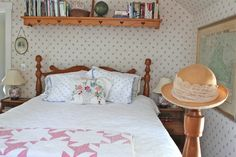 """Susan Branch's """"peter rabbit room""""... there isn't a thing in the world I would change about this room."""