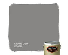 Dunn-Edwards Paints paint color: Looking Glass DE6376 | Click for a free color sample
