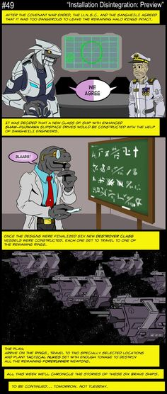 Another Halo Comic Strip Halo Funny, Halo Game, Httyd, Funny Comics, Comic Strips, Master Chief, Skulls, Random Things, The Help