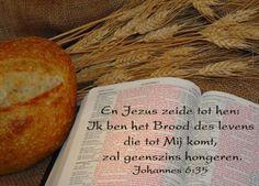 Ik ben het brood des levens