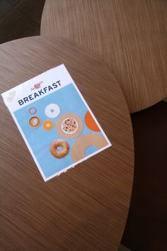 Menu for The Bagel Co