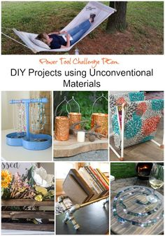 Creative weekend garden projects to make do it yourself today creative weekend garden projects to make do it yourself today pinterest garden projects repurposed and diy ideas solutioingenieria Gallery