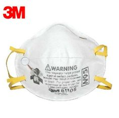 3M 8110S Mask Small size Protector Particulate Respirator Mask N95 Standard Health Care Against Non-oil LT113 #CLICK! #clothing, #shoes, #jewelry, #women, #men, #hats, #watches