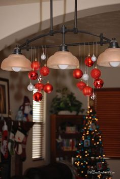People Decorating For Christmas top 40 christmas chandelier decoration ideas | christmas