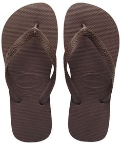 HAVAIANAS Havaianas Women S Top Flip Flop .  havaianas  shoes  flats Marrón  Oscuro cbff8c307ff