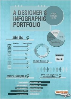 Portfolio Infographic Design Kit