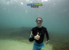 мы не только ловим волны, но и ныряем в лагунах острова Берлинга. Let's surf with us and dive in blue lagoon