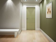 pisos laminados de madeira com rodapé branco - Pesquisa Google