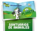 """""""Mi Planeta"""" Mini site on Discovery Kids for Earth Day. Full with green tips, games, activities and more...all in Spanish!"""